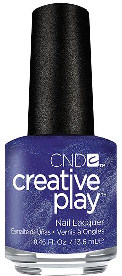 CND 469 лак для ногтей / Viral Violet Creative Play 13,6 мл