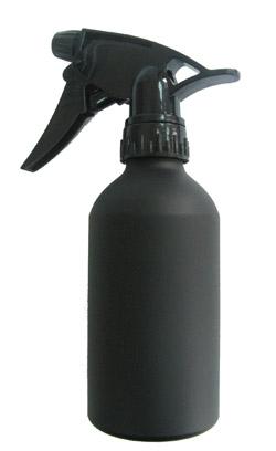 DEWAL PROFESSIONAL Распылитель алюминевый, черный 260 мл