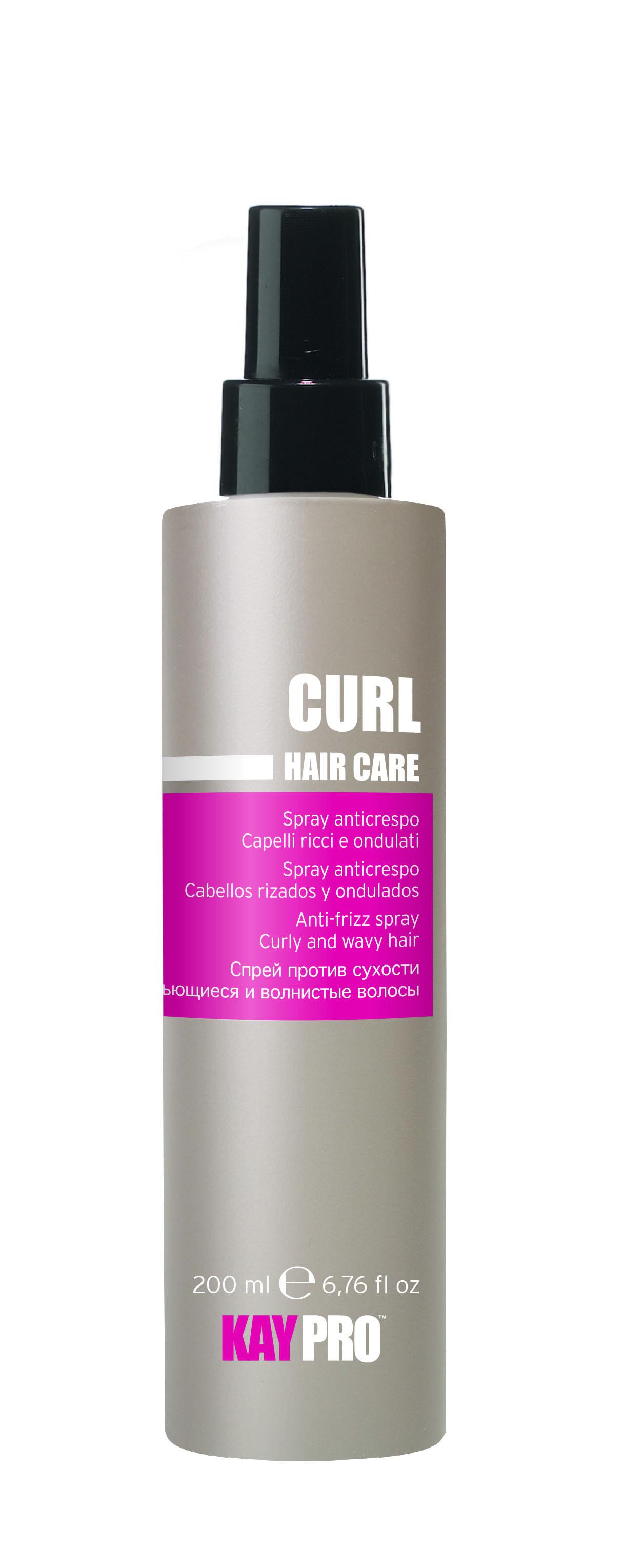 KAYPRO Спрей против сухости / KAYPRO 200мл систем 4 восстановитель волос терапевтический с хитозаном r спрей 200мл