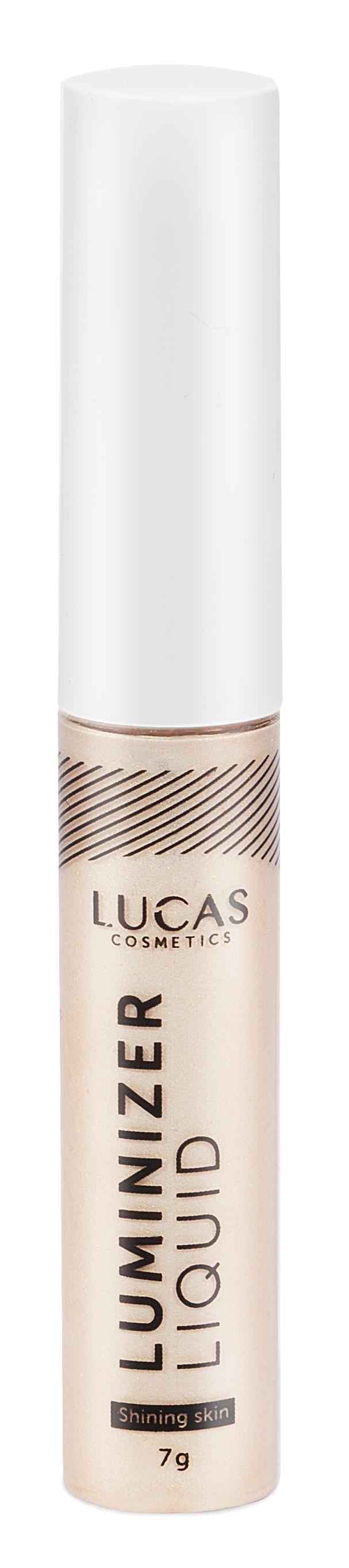 LUCAS' COSMETICS Хайлайтер жидкий № 104 / Luminizer Liquid Summer Glow 7 г