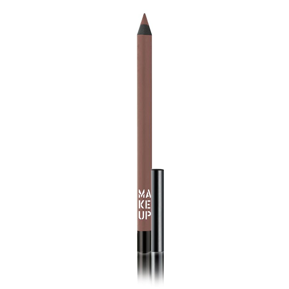 MAKE UP FACTORY Карандаш для губ, 04 бежевая роза / Color Perfection Lip Liner 1,2 г косметические карандаши make up factory карандаш для губ color perfection lip liner 39