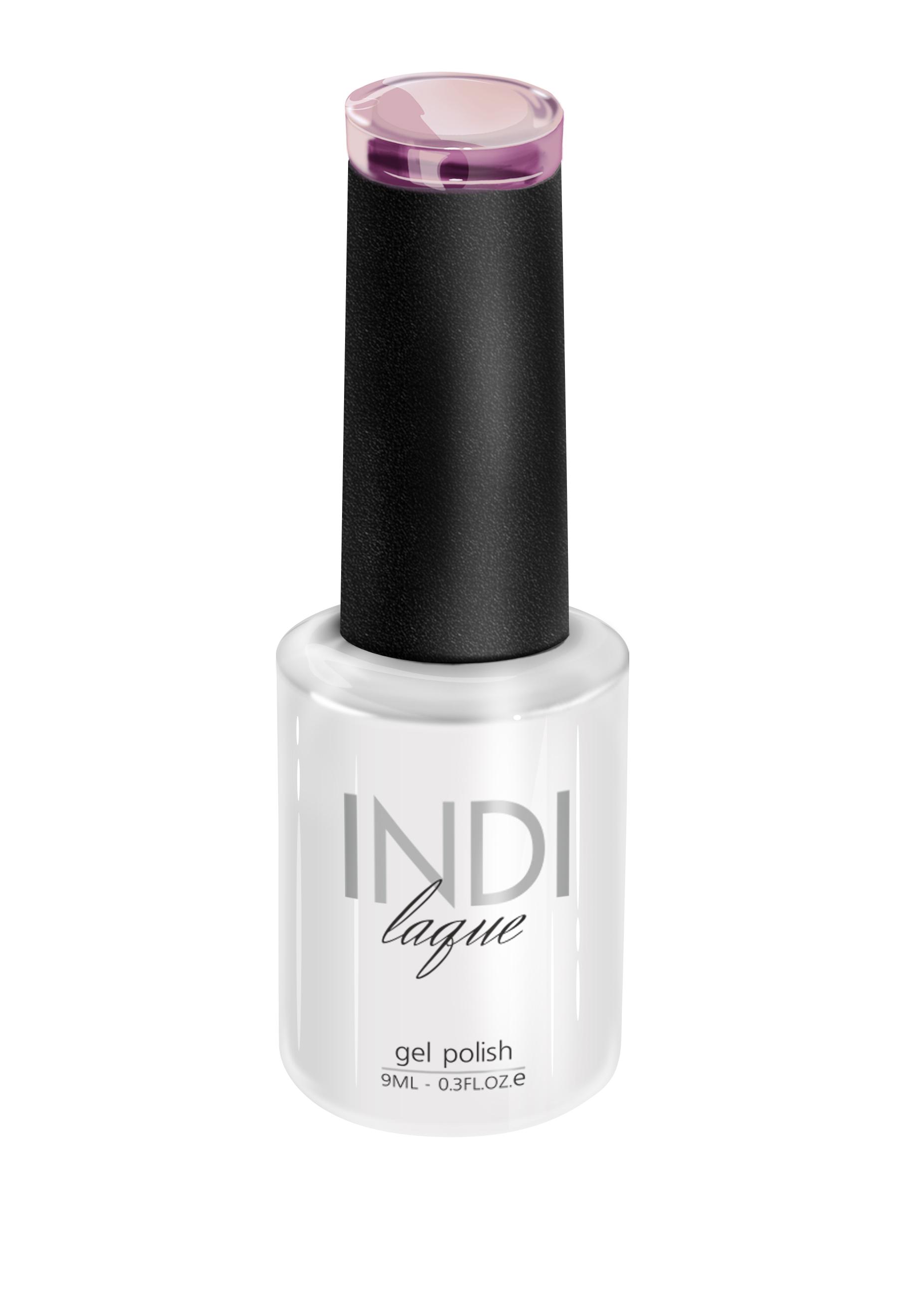 RuNail 3063 гель-лак классический для ногтей / INDI laque 9 мл