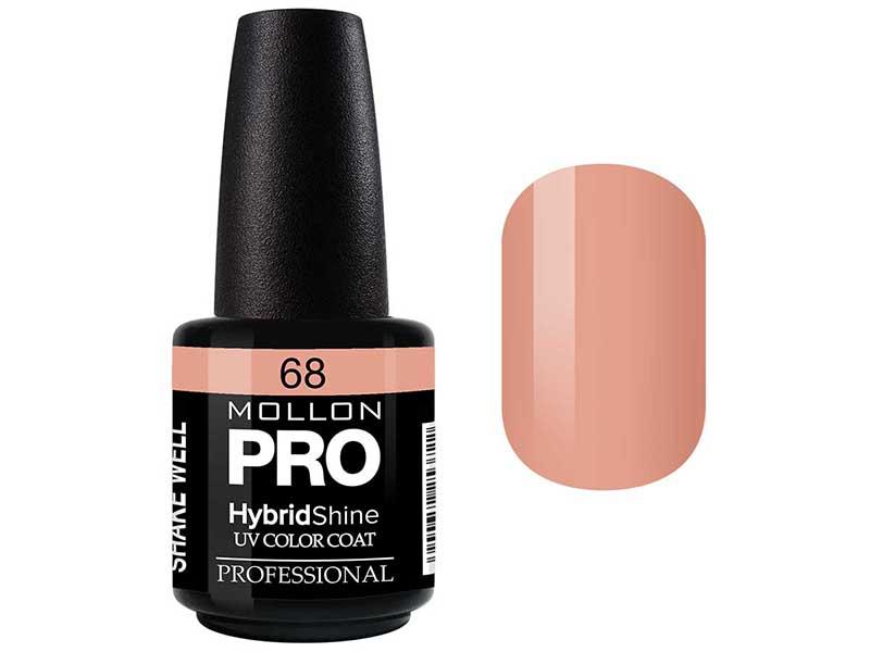 MOLLON PRO ����-��� ��� ������ �� / HybridShine UV Color Coat 68 15��