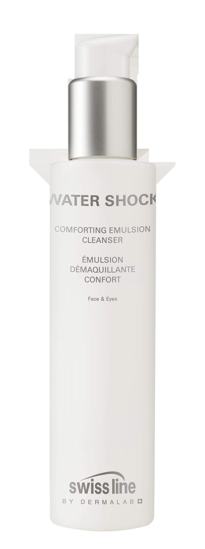 SWISS LINE Эмульсия очищающая успокаивающая для нормальной и сухой кожи / Comforting emulsion cleanser 160 мл