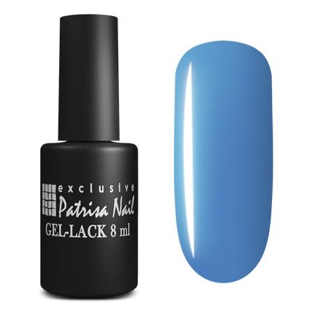 Купить PATRISA NAIL 165 гель-лак для ногтей, синяя тональность / Axios Gel 8 мл, Синие