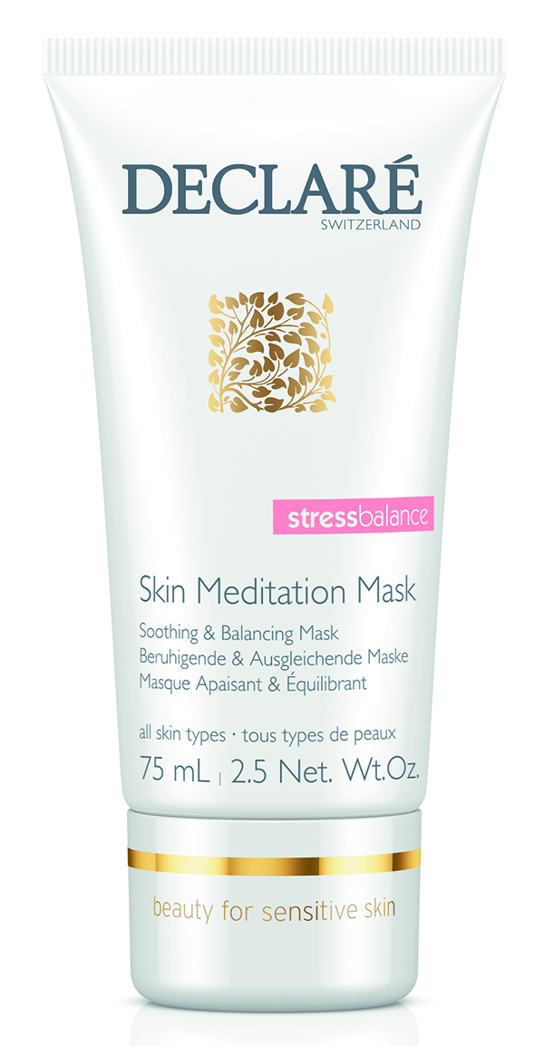 DECLARE Маска интенсивная успокаивающая мгновенного действия для лица / Skin Meditation Mask, 75 мл