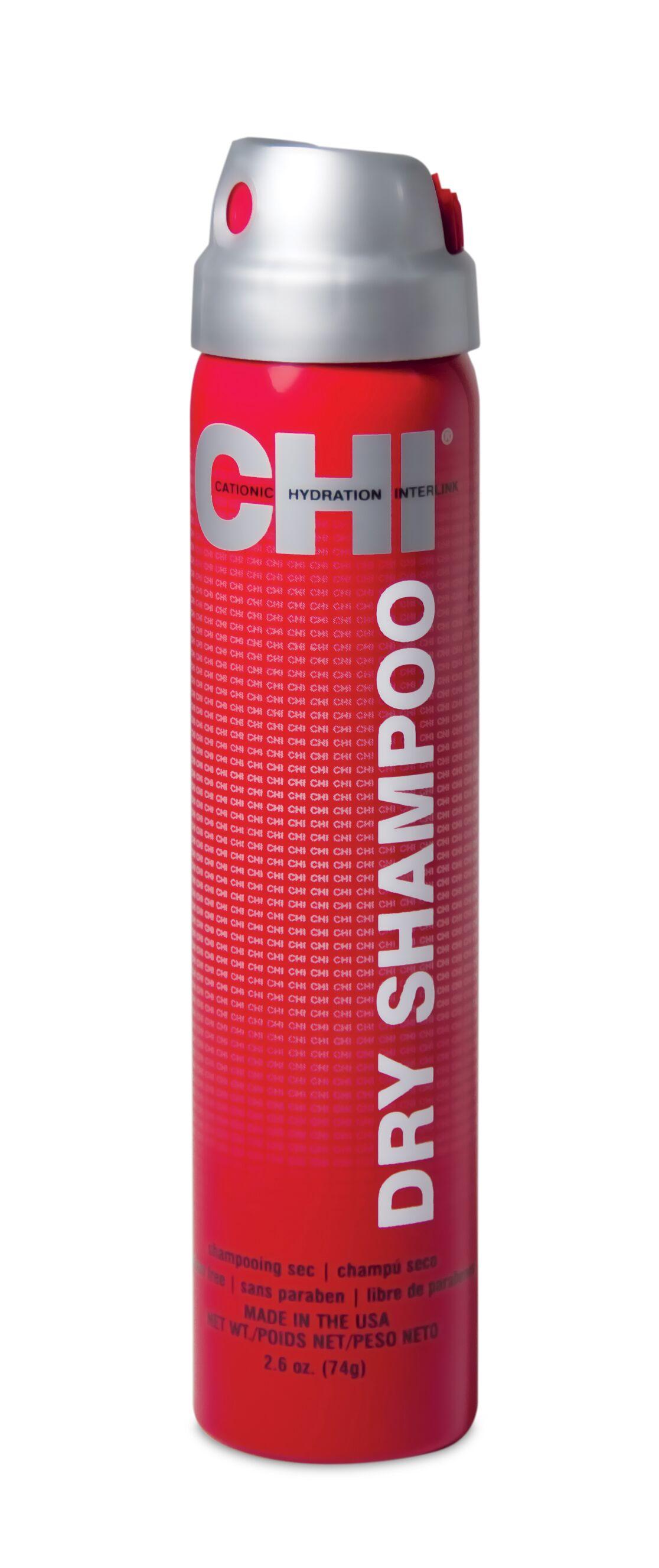 Купить CHI Шампунь сухой c гидролизованным шелком / Dry Shampoo 74 г