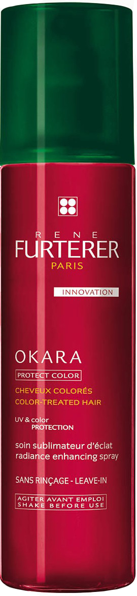 RENE FURTERER Лосьон двухфазный для защиты цвета волос / Okara 150мл