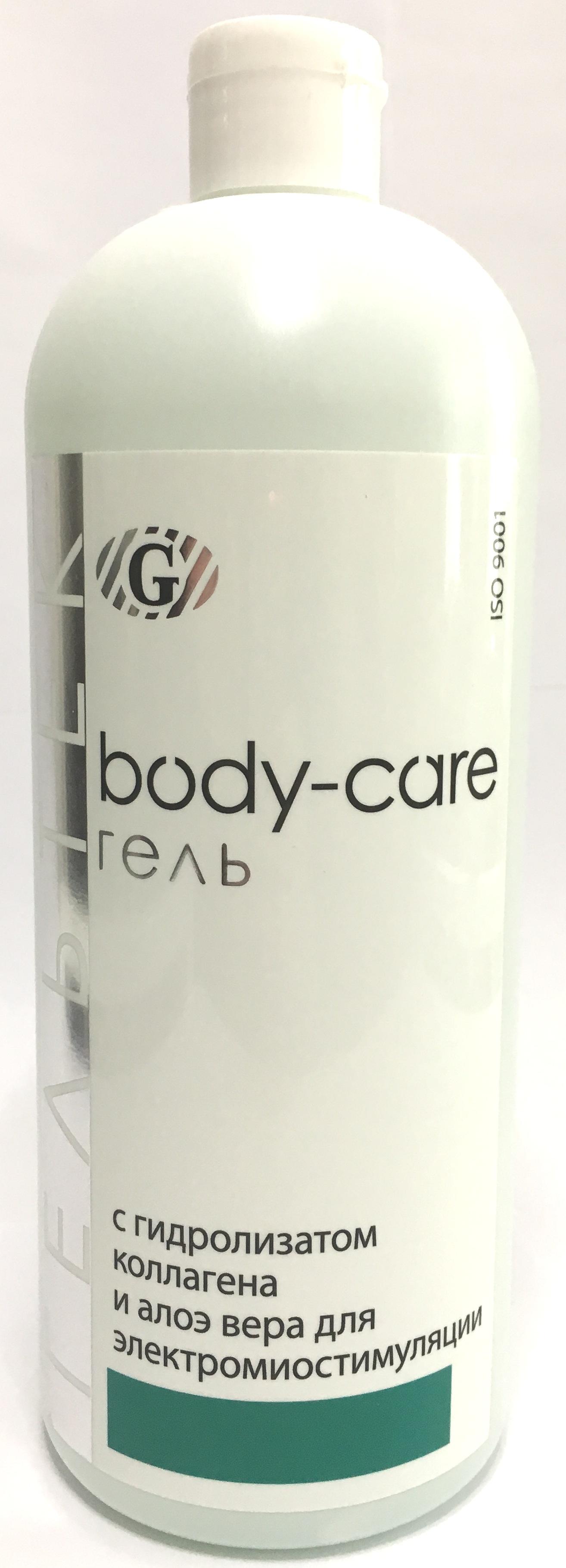 ГЕЛЬТЕК Гель косметический контактный с гидролизатом коллагена и алоэ вера для ЭМС / Body 1000 г - Гели