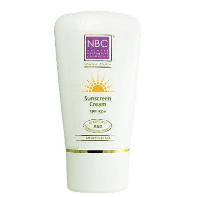 NBC Haviva Rivkin Крем защитный от солнца / Sun Screen Cream SPF 50, 125 мл