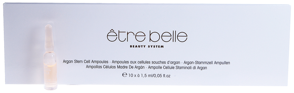 ETRE BELLE Ампулы Аргана / Argan-Stem-Cell Ampoules 10*1,5 мл - Ампулы
