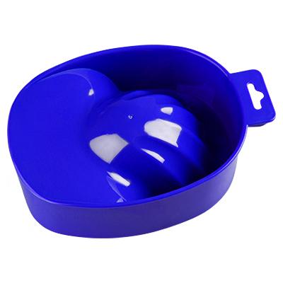 IRISK PROFESSIONAL Ванночка пластиковая для маникюра, 06 синяя