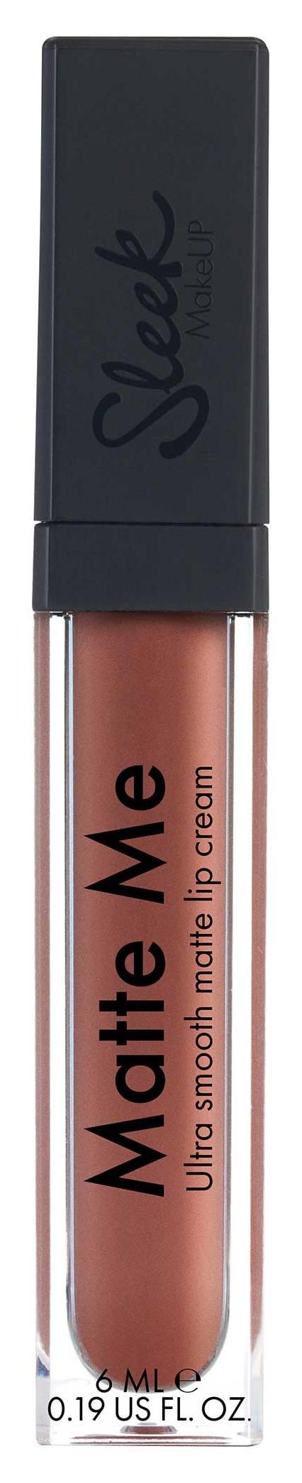 SLEEK MakeUP Блеск для губ 1160 / Cinnamon Spice MATTE ME 25 г - Блески для губ