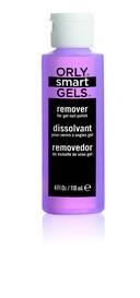 ORLY Жидкость для удаления смарт гель-лака / SMARTGELS REMOVER 118мл -  Снятие лака