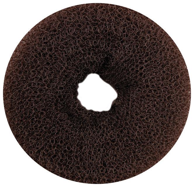 TITANIA Валик для пучка, коричневый 11 см 7837