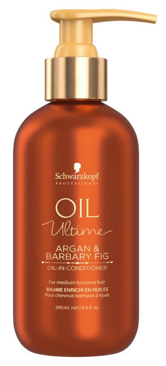 Купить SCHWARZKOPF PROFESSIONAL Кондиционер для жестких и нормальных волос / OIL ULTIME 200 мл
