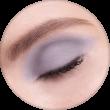 AVANT scene Тени микропигментированные, палитра розово-фиолетовая, оттенок С006