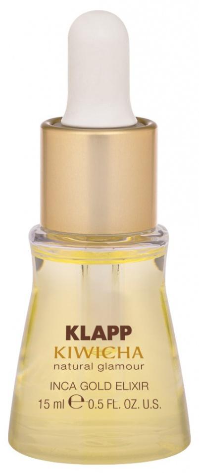KLAPP Эликсир для лица Золото инков / KIWICHA 15 мл