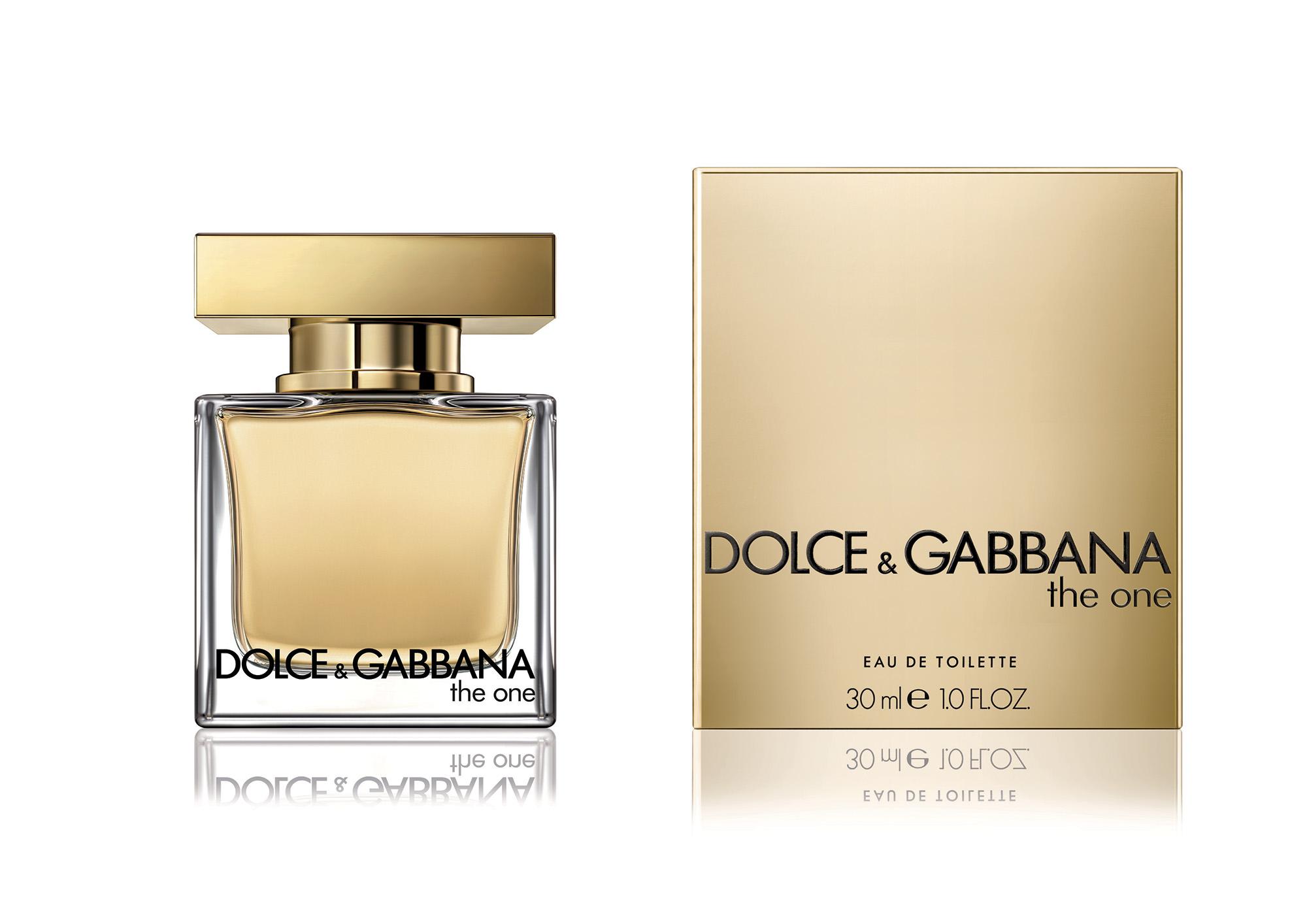 DOLCE&GABBANA Вода туалетная женская Dolce&Gabbana The One 30 мл
