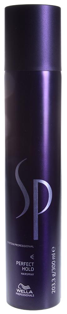 WELLA SP Лак для волос экстрасильной фиксации / SP Perfect hold STYLING NEW 300мл недорого
