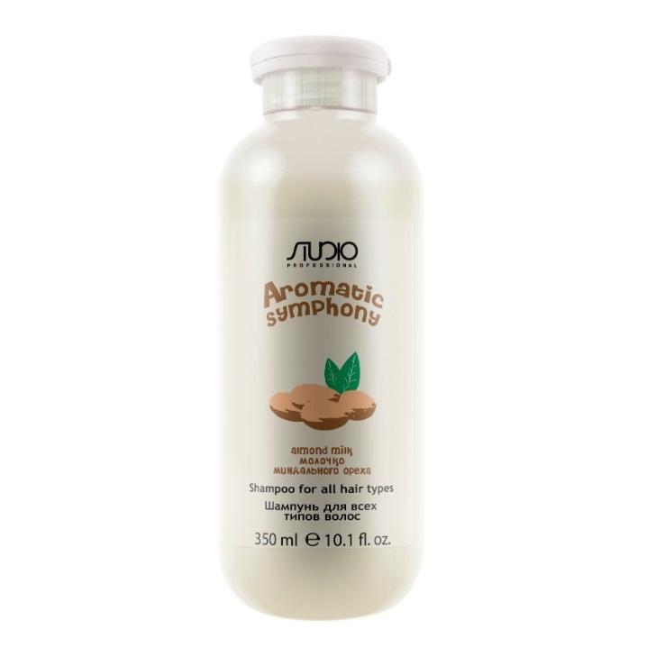 Купить KAPOUS Шампунь для всех типов волос Молочко миндального ореха / Aromatic Symphony 350 мл