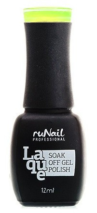 RuNail Гель-лак / Laque №2551 15 мл runail набор палитр гель лак laque 5шт