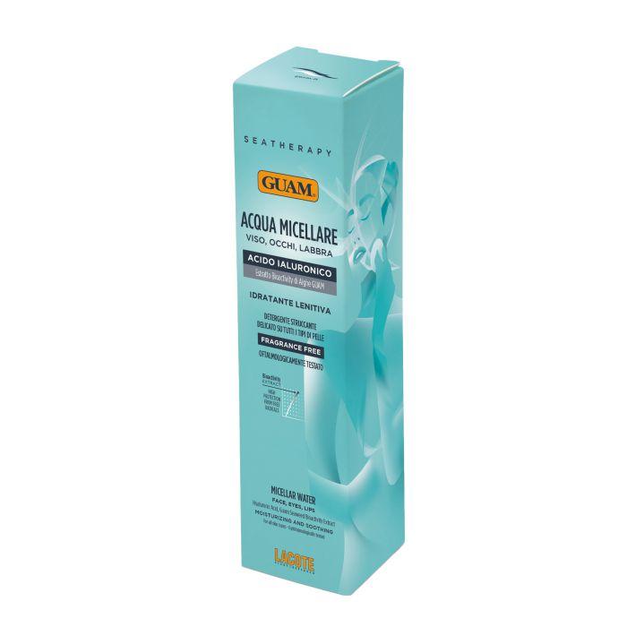 GUAM Вода мицеллярная для лица с гиалуроновой кислотой / SEA THERAPY 200 мл