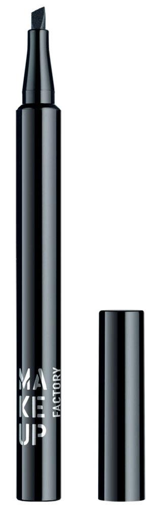 Купить MAKE UP FACTORY Подводка жидкая для глаз, 01 черный / Full Dimension Liquid Liner 1 мл
