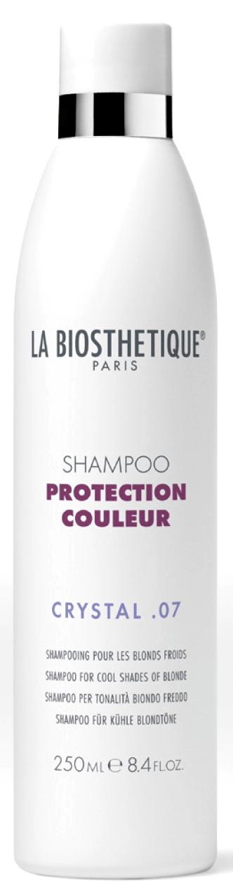 Купить LA BIOSTHETIQUE Шампунь для окрашенных волос, холодные оттенки блонда / Shampoo Protection Couleur Crystal 07 250 мл