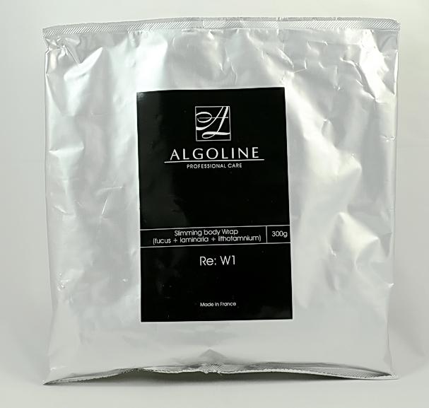 ALGOLINE Обертывание для похудения / Slimming Body Wrap 600гр от Галерея Косметики