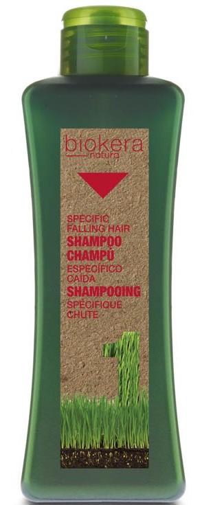 Шампунь против выпадения волос / BIOKERA 300 мл