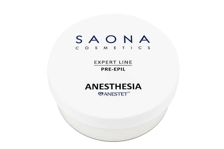 SAONA COSMETICS Гель обезболивающий, поверхностная анастезия / Expert Line 200 мл