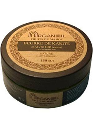 ARGANOIL Масло ши (карите) косметическое, натуральное / ARGANOIL 150 мл