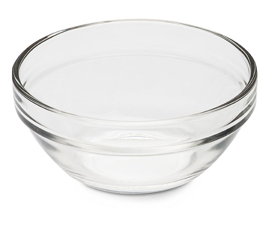 Купить IGROBEAUTY Миска стеклянная S, диаметр 6 см