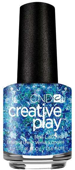 CND 483 лак для ногтей / Turquoise Tidings Creative Play 13,6 мл
