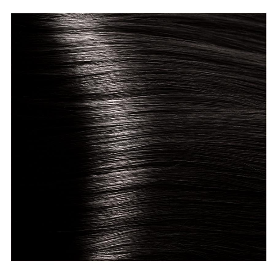 KAPOUS 3.00 крем-краска для волос / Hyaluronic acid 100мл краска для волос kapous professional hyaluronic acid hair color серебро