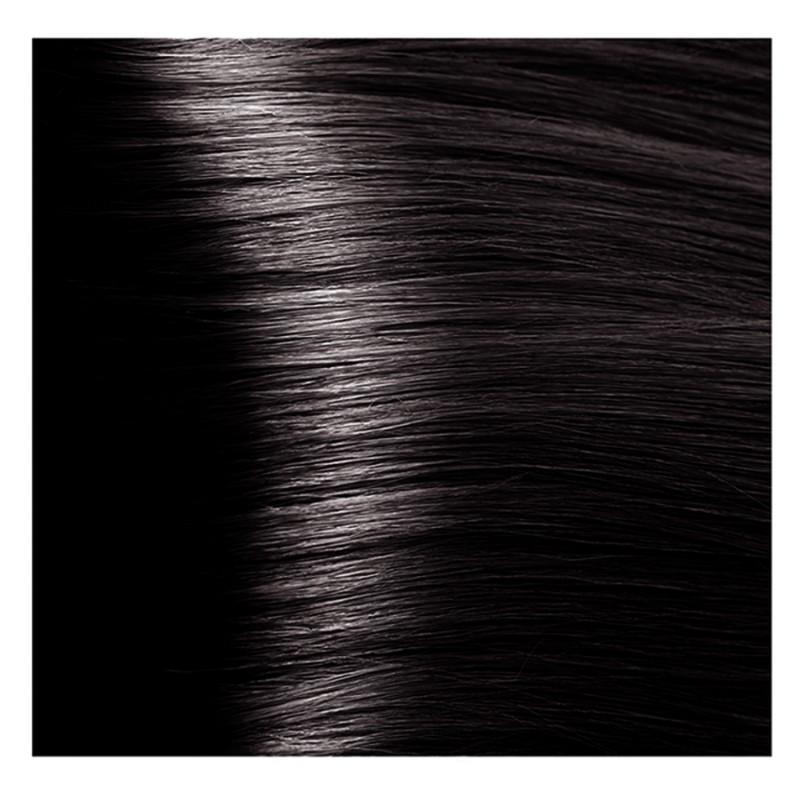 KAPOUS 4.8 крем-краска для волос / Hyaluronic acid 100мл