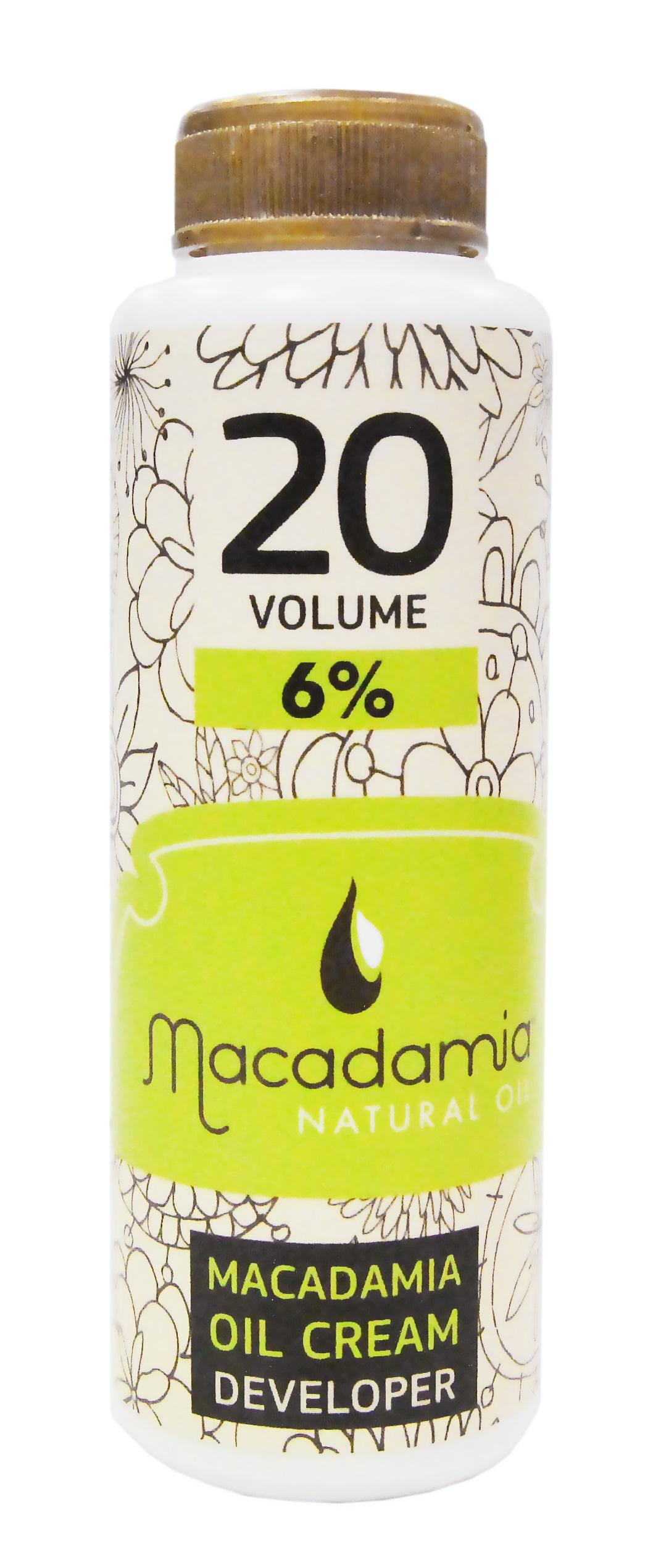 MACADAMIA Natural Oil Окислитель 6% (20 vol) / Cream Color 100 мл