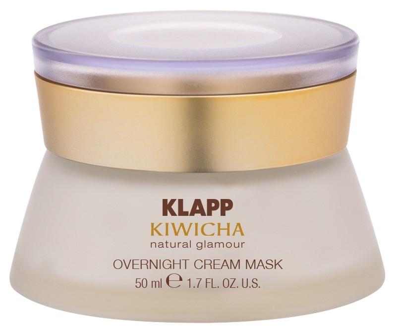 KLAPP Крем-маска ночная для лица / KIWICHA 50 мл фото
