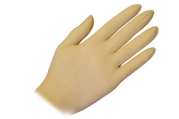 SIBEL Перчатки одноразовые латекс 100 шт/уп