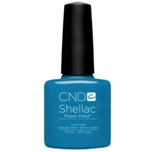 CND 90518 покрытие гелевое / Cerulean Sea SHELLAC 7,3 мл