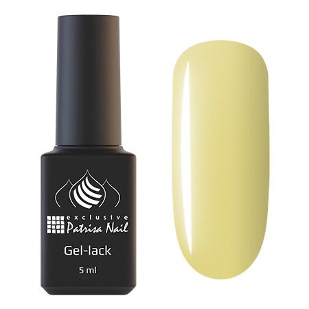 Купить PATRISA NAIL 702 гель-лак однофазный для ногтей Московская сага 5 мл, Желтые