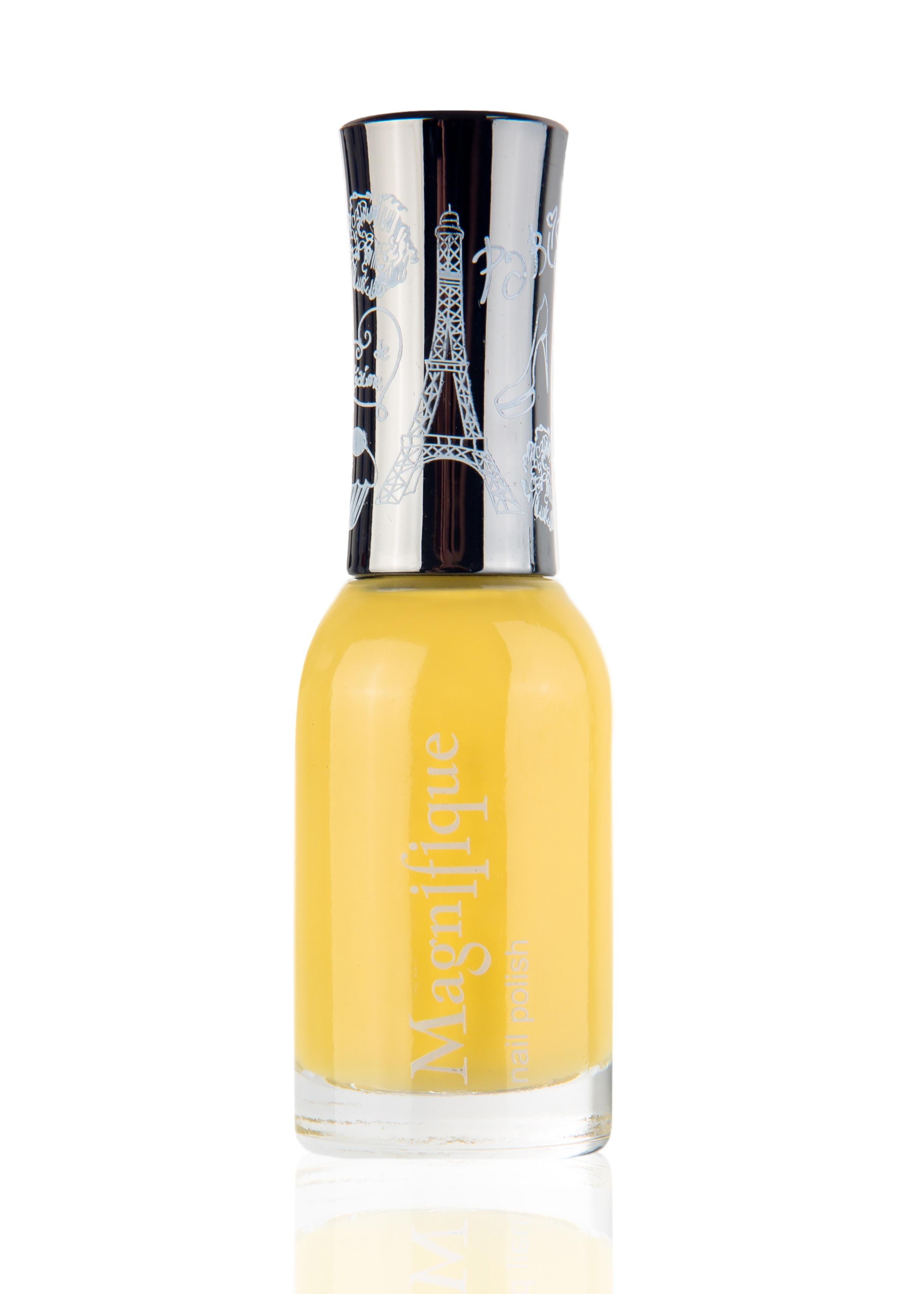 Купить AURELIA 109 лак для ногтей / Magnifique GEL effect 13 мл, Желтые