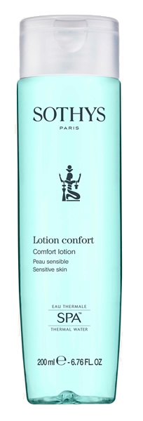 Купить SOTHYS Тоник с экстрактом хлопка и термальной водой для чувствительной кожи / ESSENTIAL PREPARING TREATMENTS 200 мл