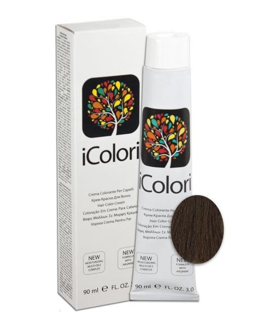 Kaypro 5.3 краска для волос, светло-каштановый золотистый /