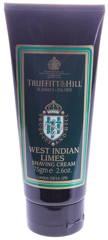 TRUEFITT HILL Крем для бритья (в тюбике) West Indian Limes 75гр