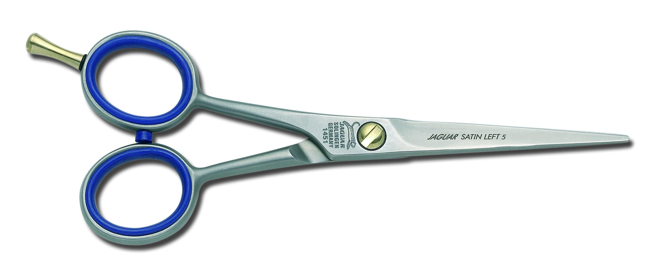 JAGUAR Ножницы Jaguar Satin Left 5'(13cm)WL от Галерея Косметики