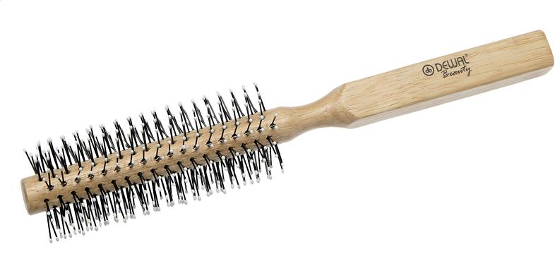 Купить DEWAL BEAUTY Брашинг Эко деревянный с пластиковым штифтом, d 15 мм