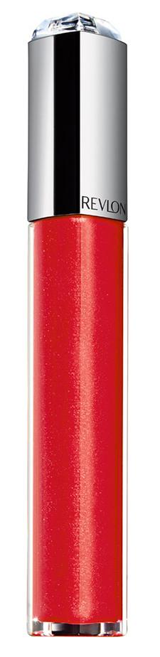 Купить REVLON Помада-блеск для губ 535 / Ultra Hd Lip Lacquer Strawberry topaz