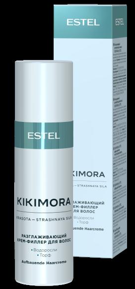 ESTEL PROFESSIONAL Крем-филлер разглаживающий для волос / KIKIMORA 100 мл